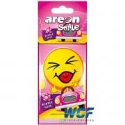 AREON MON SMILE BUBBLE GUM GOMA DE MASCAR