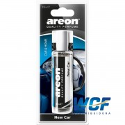 AREON BLISTER 35ML PERFUME NEW CAR