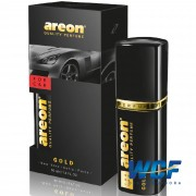 AREON FOR CAR PERFUME GOLD OURO  50ML