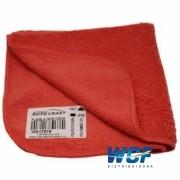 AUTO CRAZY PANO MICROFIBRA 210 GSM RED 29X29 CM