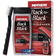 MOTHERS BACK TO BLACK TRIM CLEANER C ESCOVA