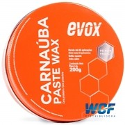 CERA CARNAUBA PASTE WAX 200G EVOX
