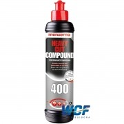 HEAVY CUT COMPOUND PERFORMANCE 400 250ML MENZERNA