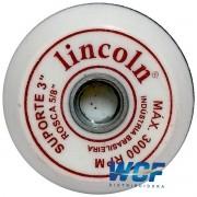 LINCOLN DISCO SUPORTE 3 POLEGADAS 5/8