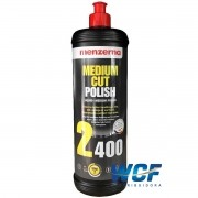 MEDIUM CUT POLISH LIQUIDO 2400 1LT MENZERNA