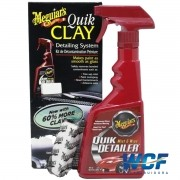 MEGUIARS KIT QUIK CLAY 1116