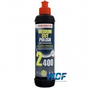 MEDIUM CUT POLISH LIQUIDO 2400 250ML MENZERNA