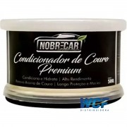 NOBRE CONDICIONADOR DE COURO PASTA PREMIUM 500 GR