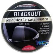 AUTOAMERICA REVITALIZADOR PLASTICO BLACKOUT 100G