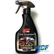 SOFT99 IRON TERMINATOR DESCONTAMINANTE FERROSO 500 ML