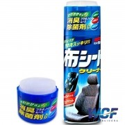 SOFT99 NEW FABRIC SEAT CLEANER LIMPA TECIDOS