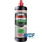 SUPER HEAVY CUT COMPOUND GREEN LINE 300 1LT MENZERNA