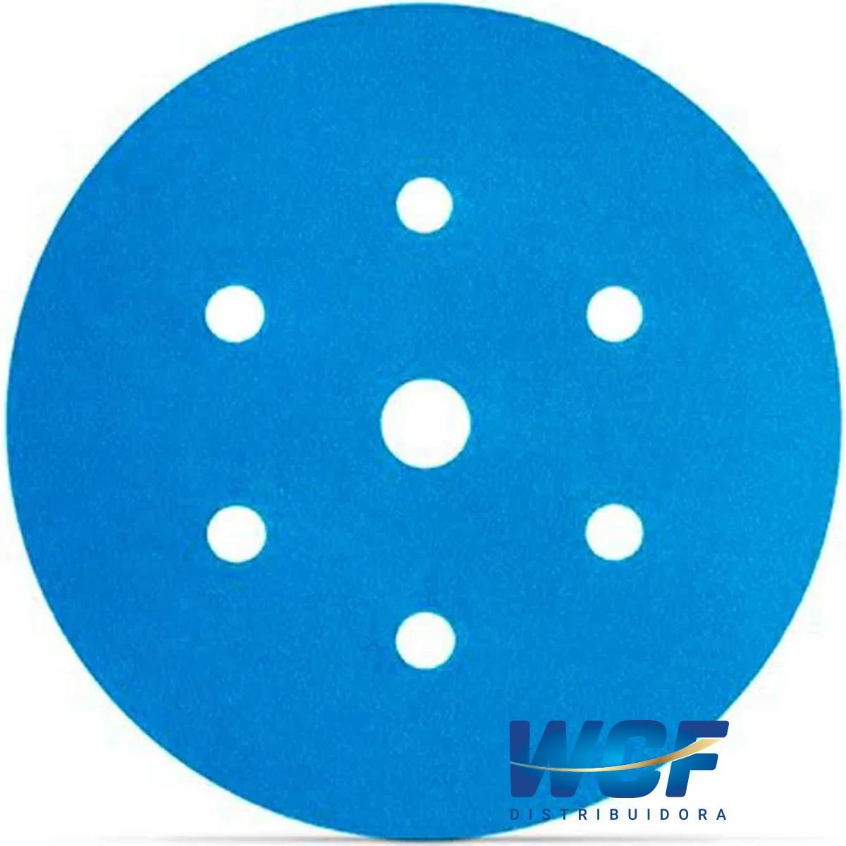 3M DISCO BLUE 080