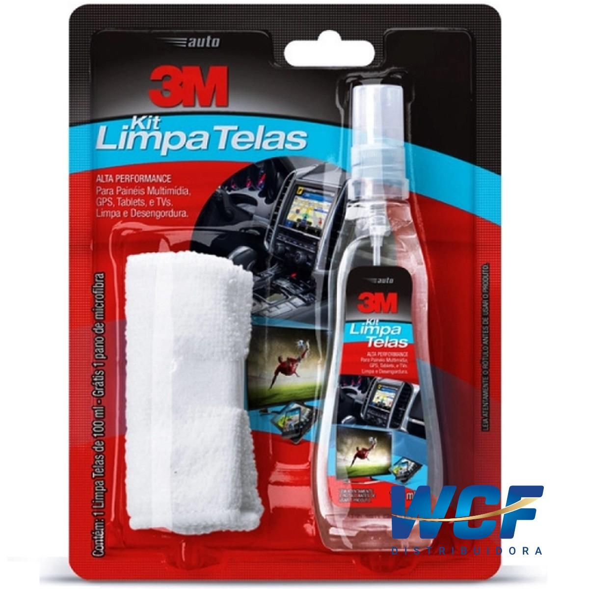 3M LIMPA TELA LCD 100 ML