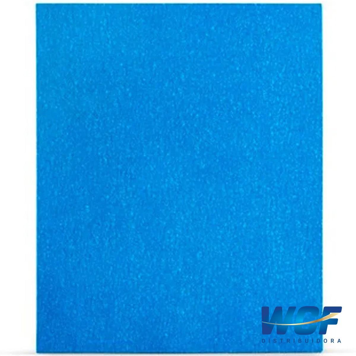 3M LIXA SECO BLUE 320