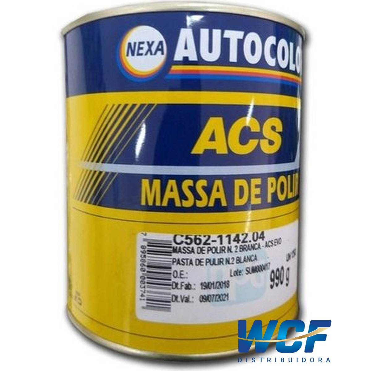 ACS MASSA POLIR 2  0,900 ML