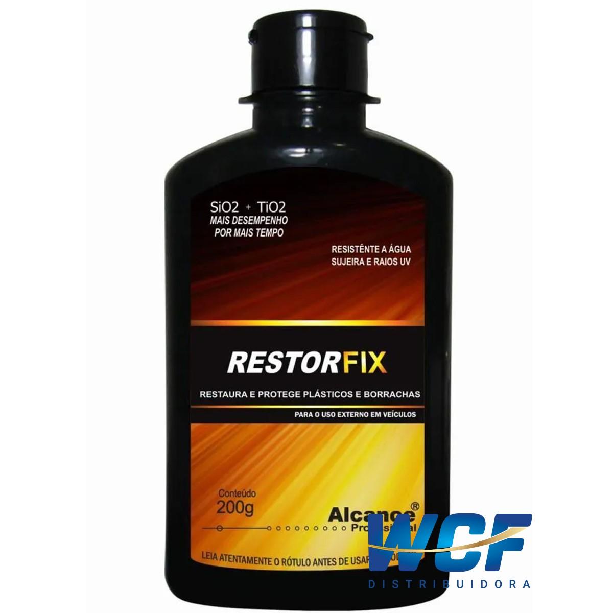ALCANCE RESTORFIX PROTETOR PLASTICOS INT E EXT 200 ML