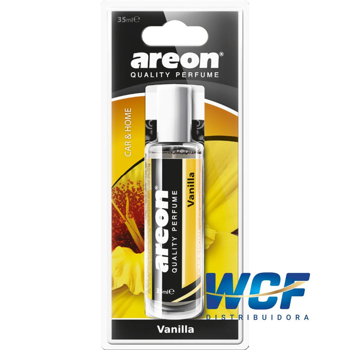 AREON BLISTER 35 ML PERFUME VANILLA