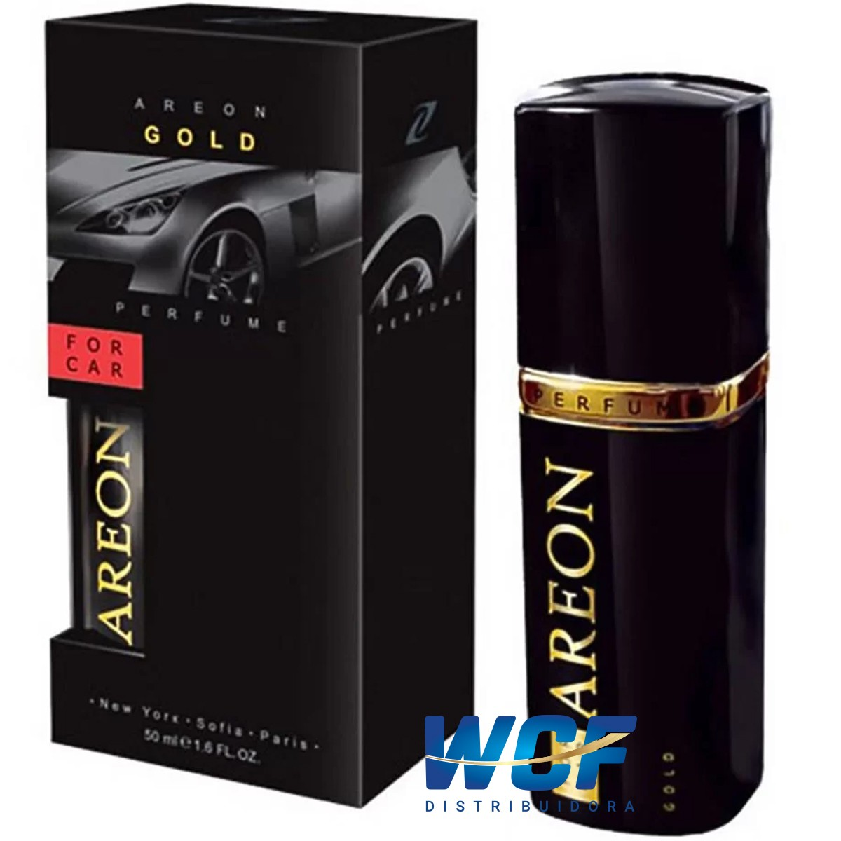 AREON PERFUME GOLD 50 ML