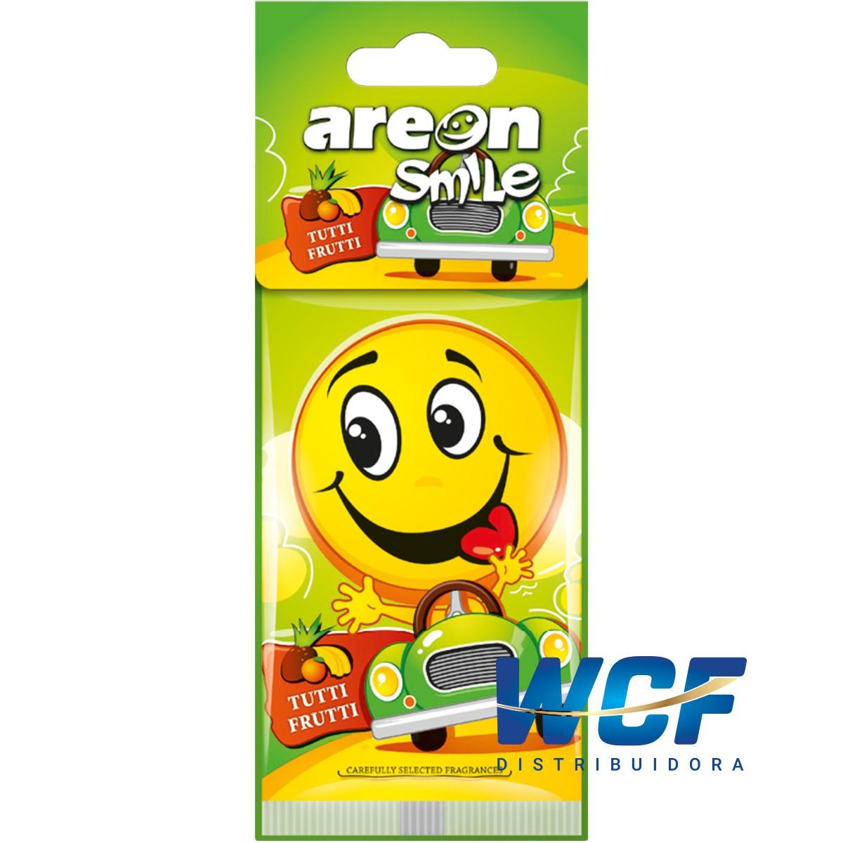 AREON MON SMILE SECO TUTTI FRUTTI
