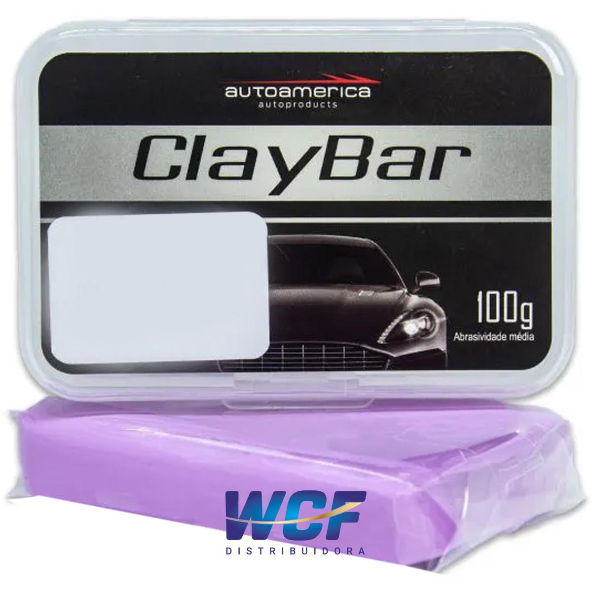 AUTOAMERICA CLAY BAR 100 GR