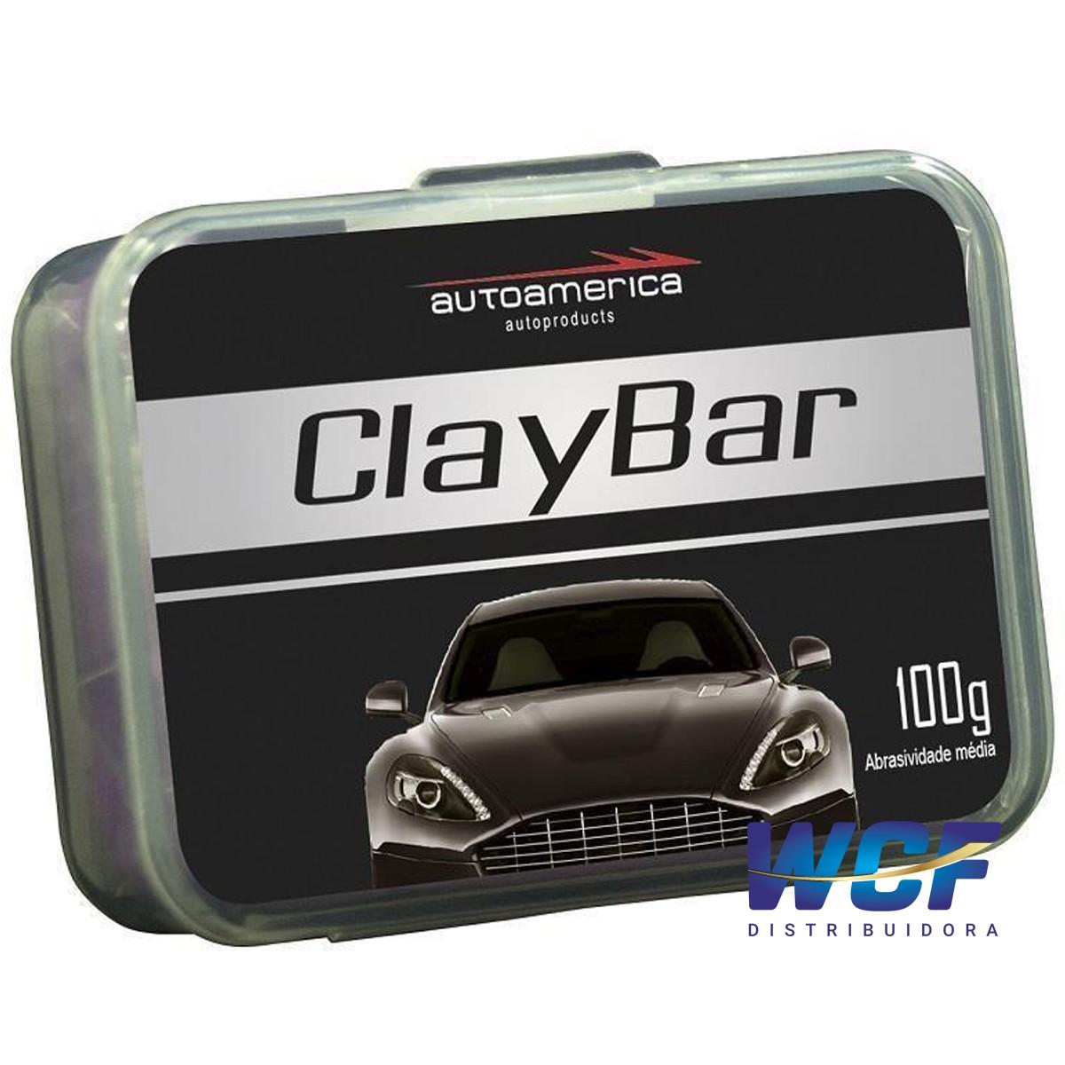 AUTOAMERICA CLAY BAR 80GR