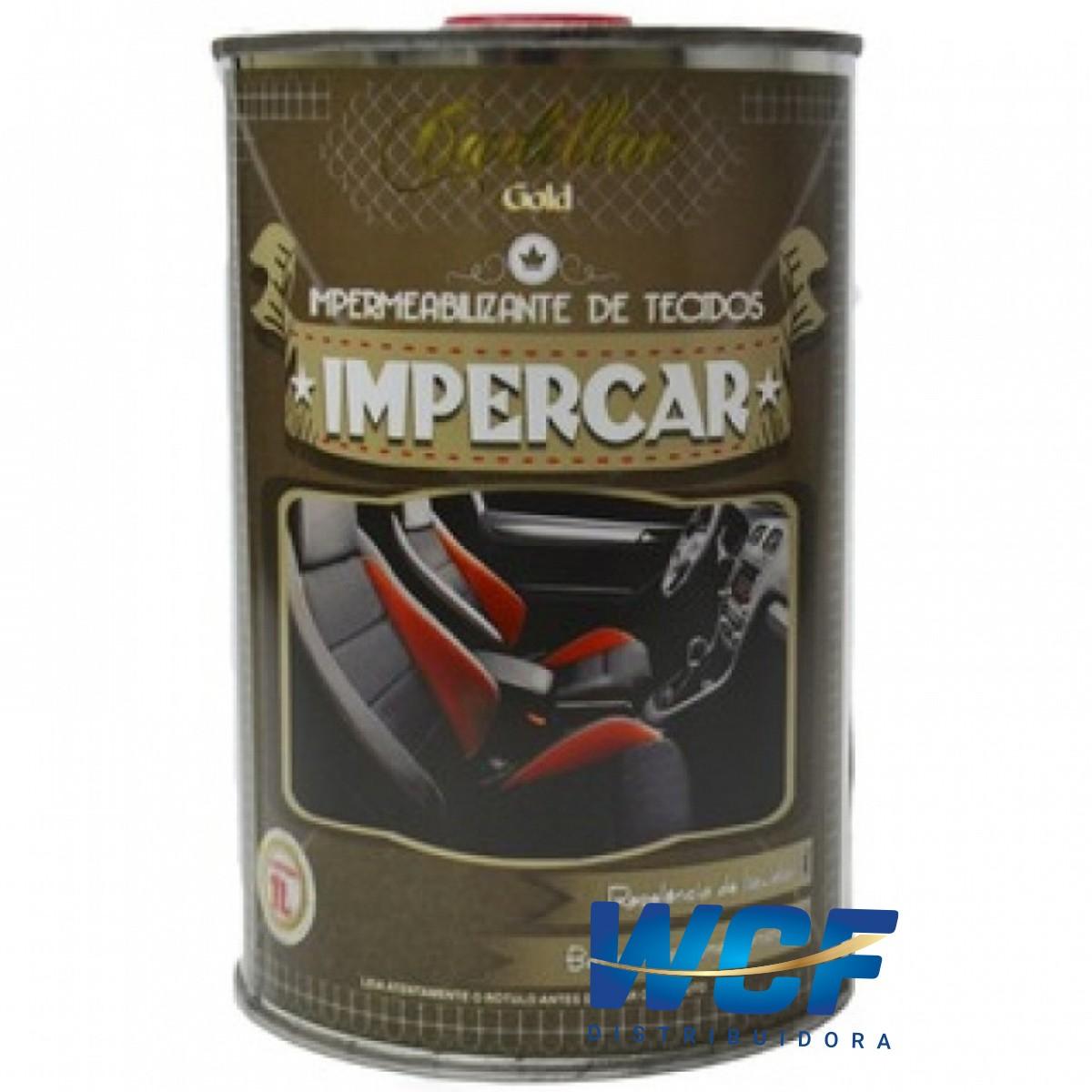 CADILLAC IMPERCAR IMPERMEABILIZANTE TECIDOS 1LT