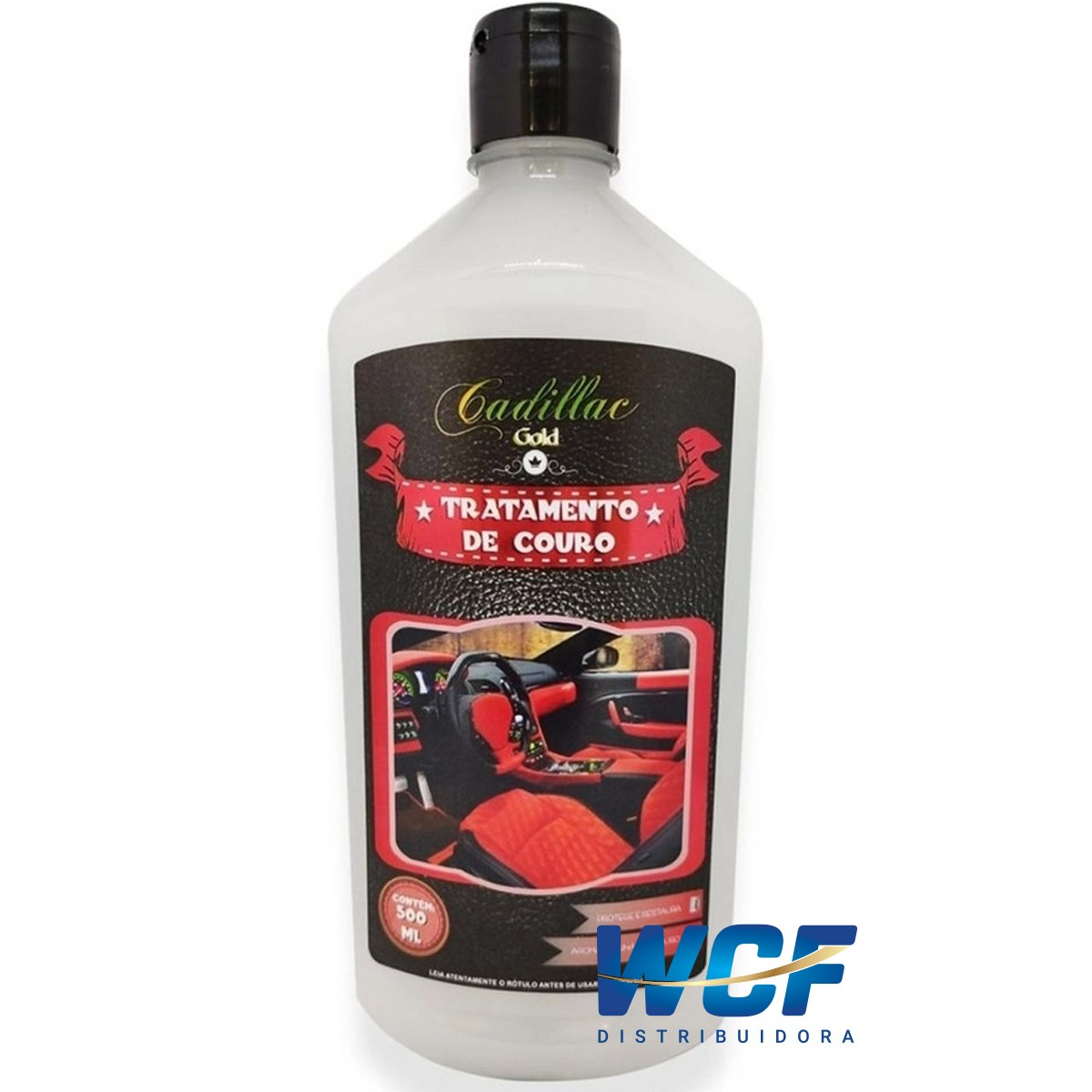 CADILLAC TRATAMENTO COUROS 500ML