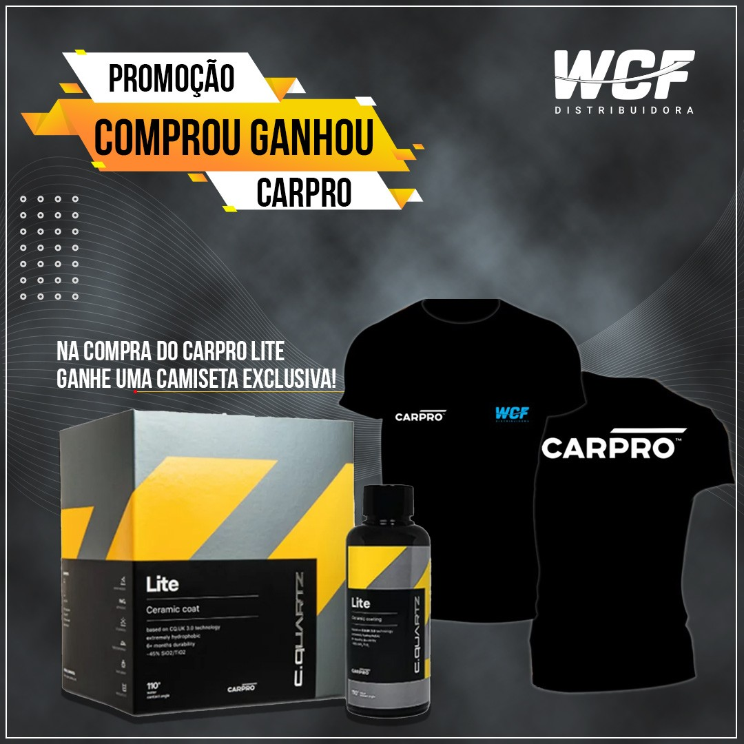 CARPRO CQUARTZ LITE 150 ML COATING VITRIFICADOR