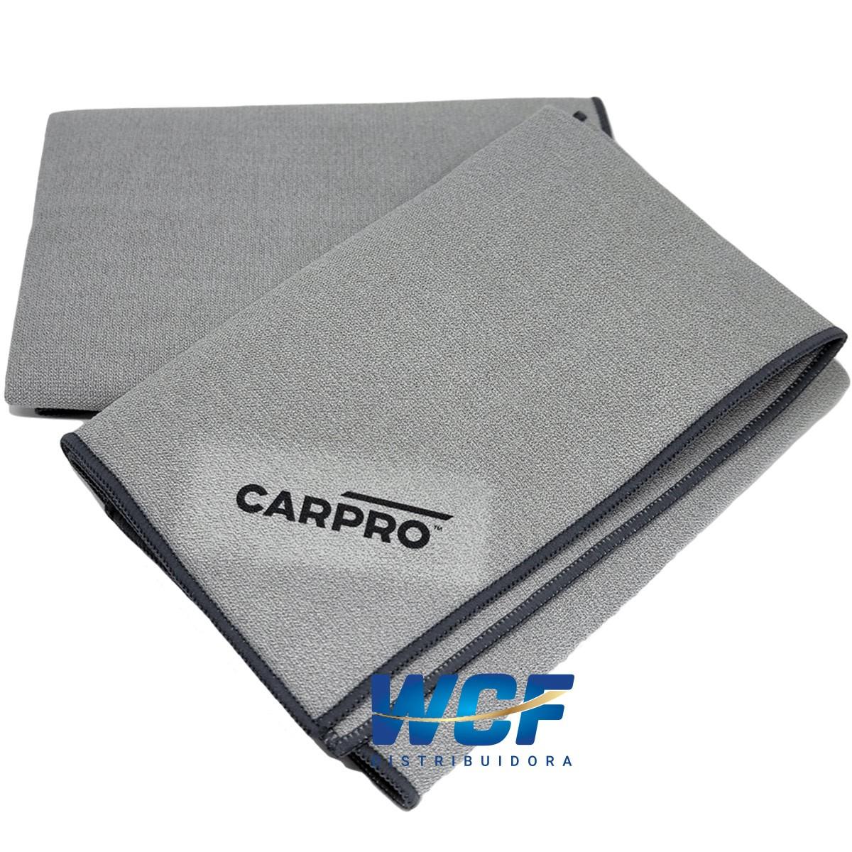 CARPRO GLASS FIBER 40 X 40 TOALHA LIMPEZA VIDROS