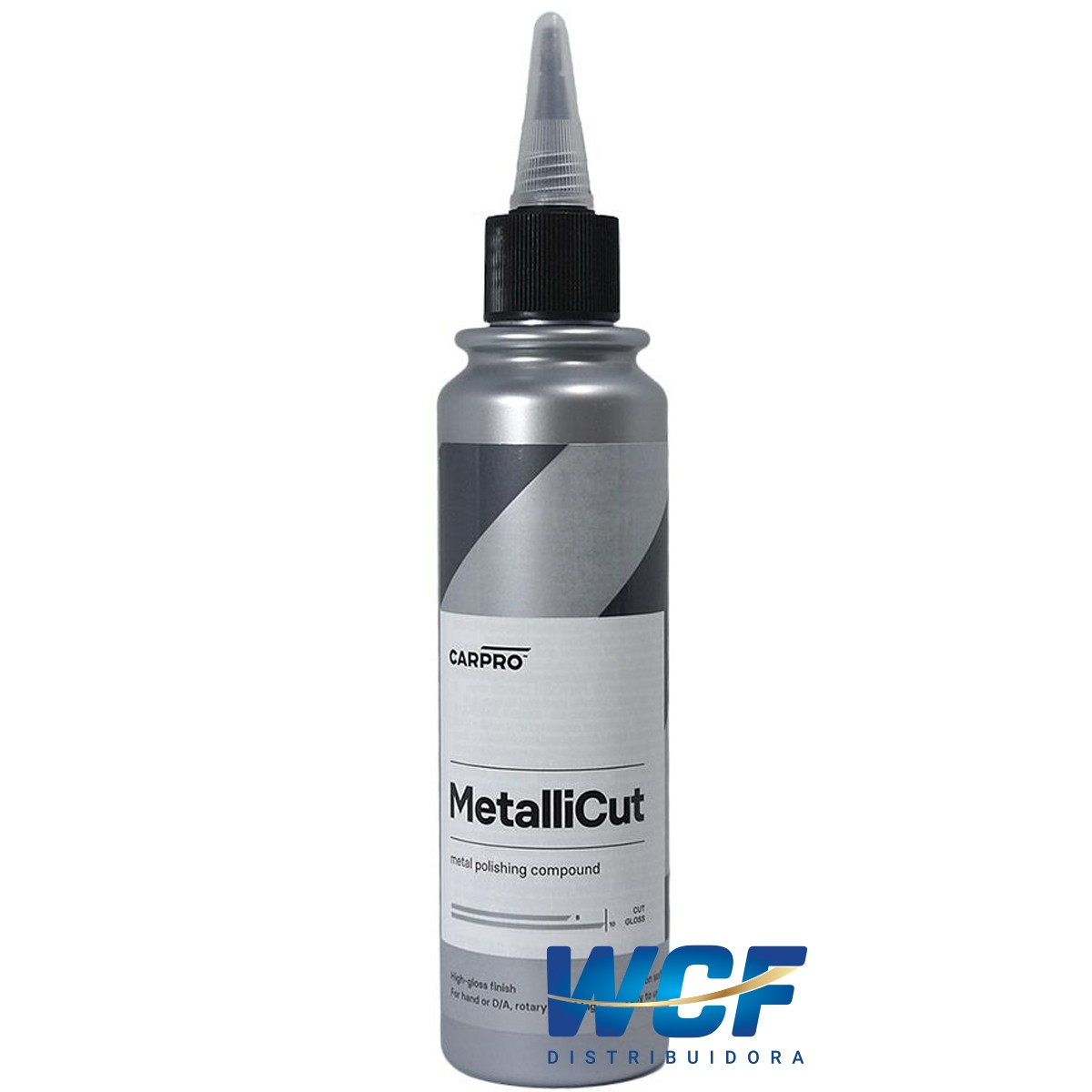 CARPRO METALLICUT POLISH 150ML POLIDOR METAL