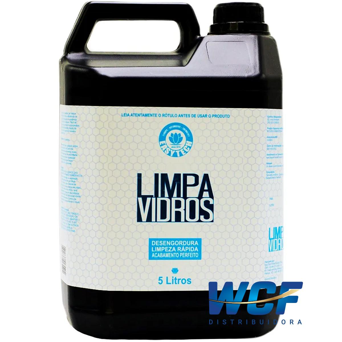 EASYTECH Limpa Vidro 5L