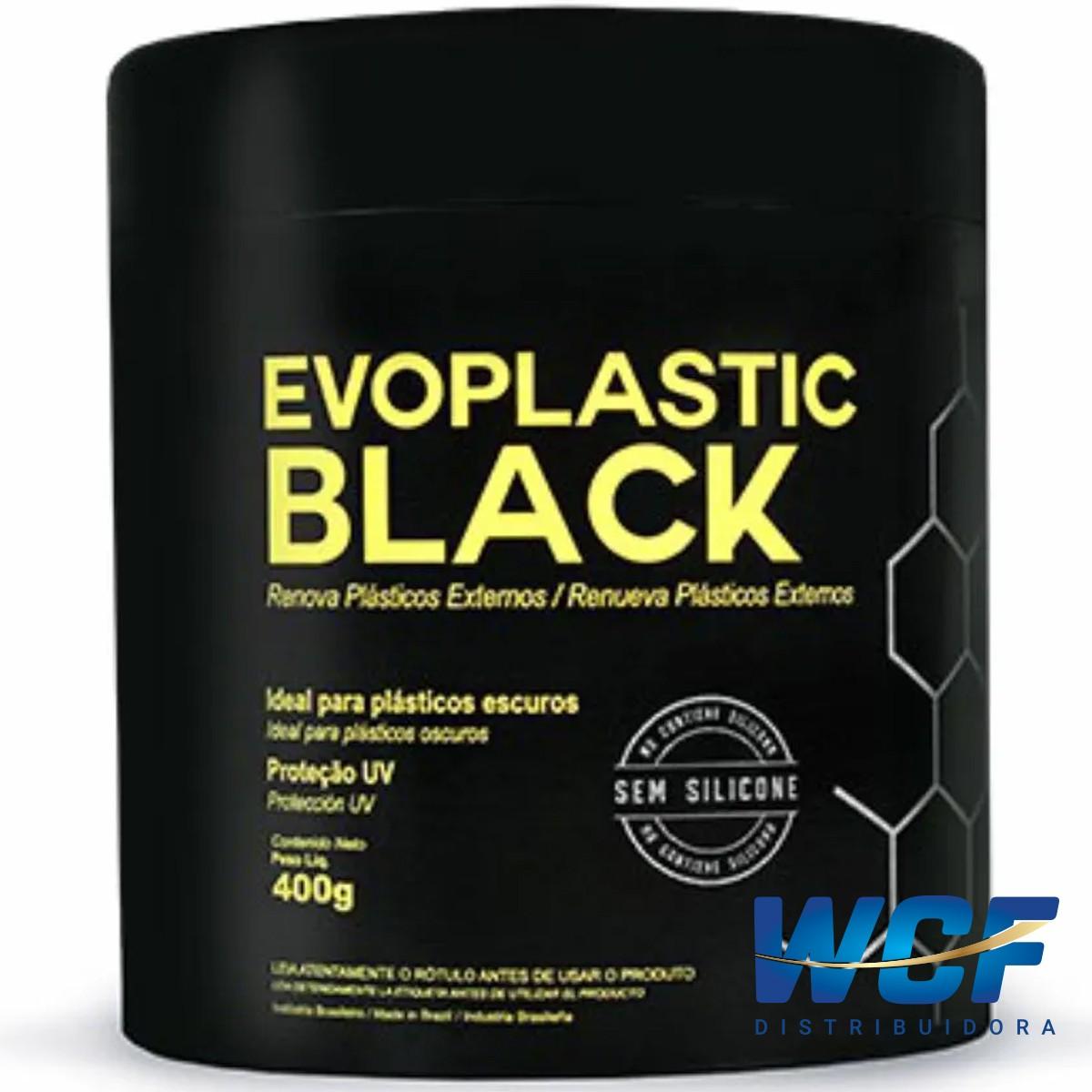 EVOPLASTIC BLACK 400G EVOX