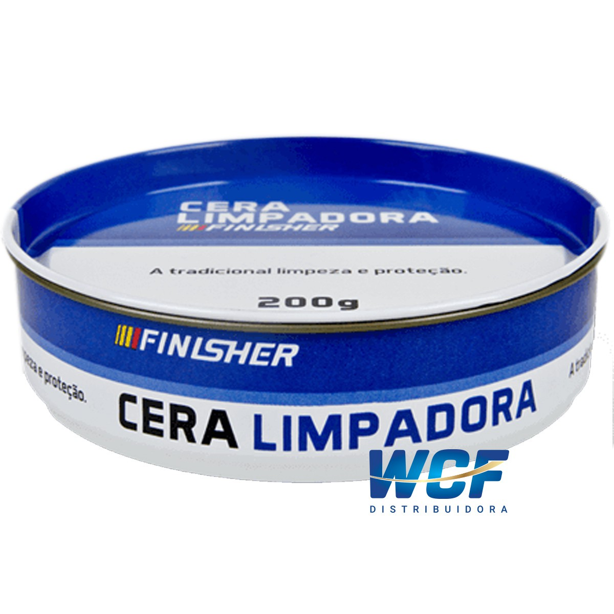 CERA LIMPADORA 200 G FINISHER
