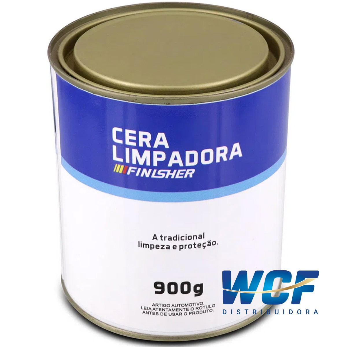 FINISHER CERA LIMPADORA 900 GRAMAS