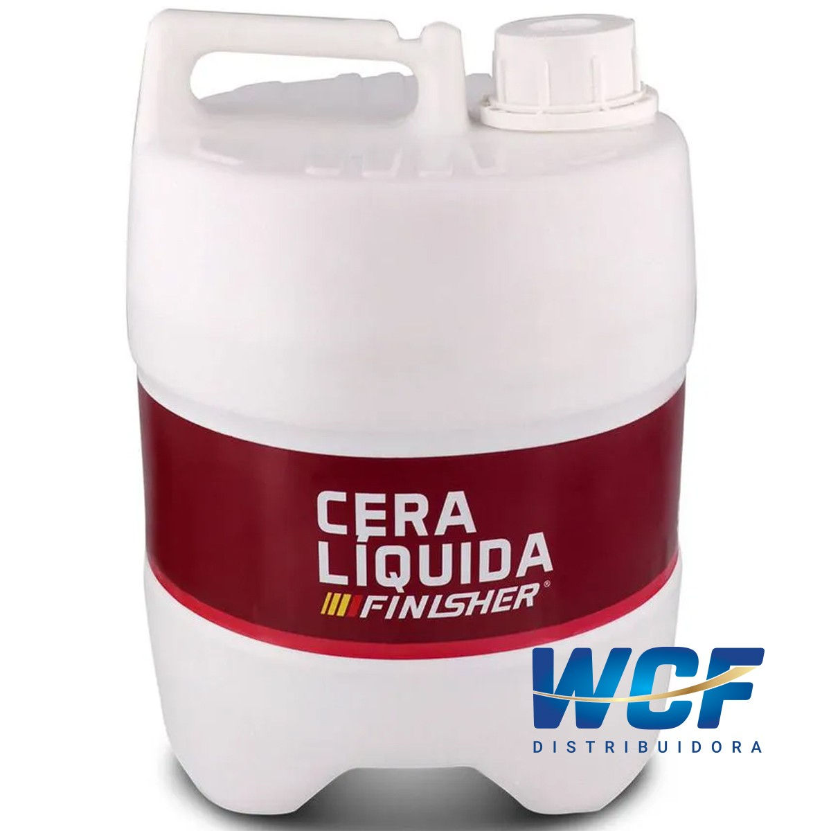 FINISHER CERA LIQUIDA 5LT