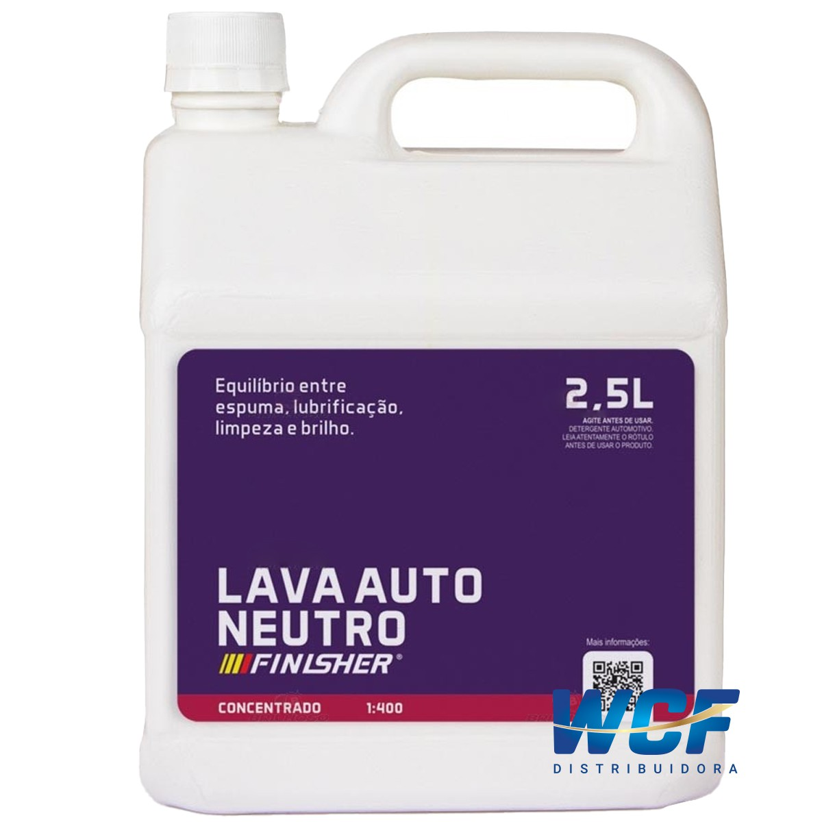 LAVA AUTO NEUTRO 5L FINISHER