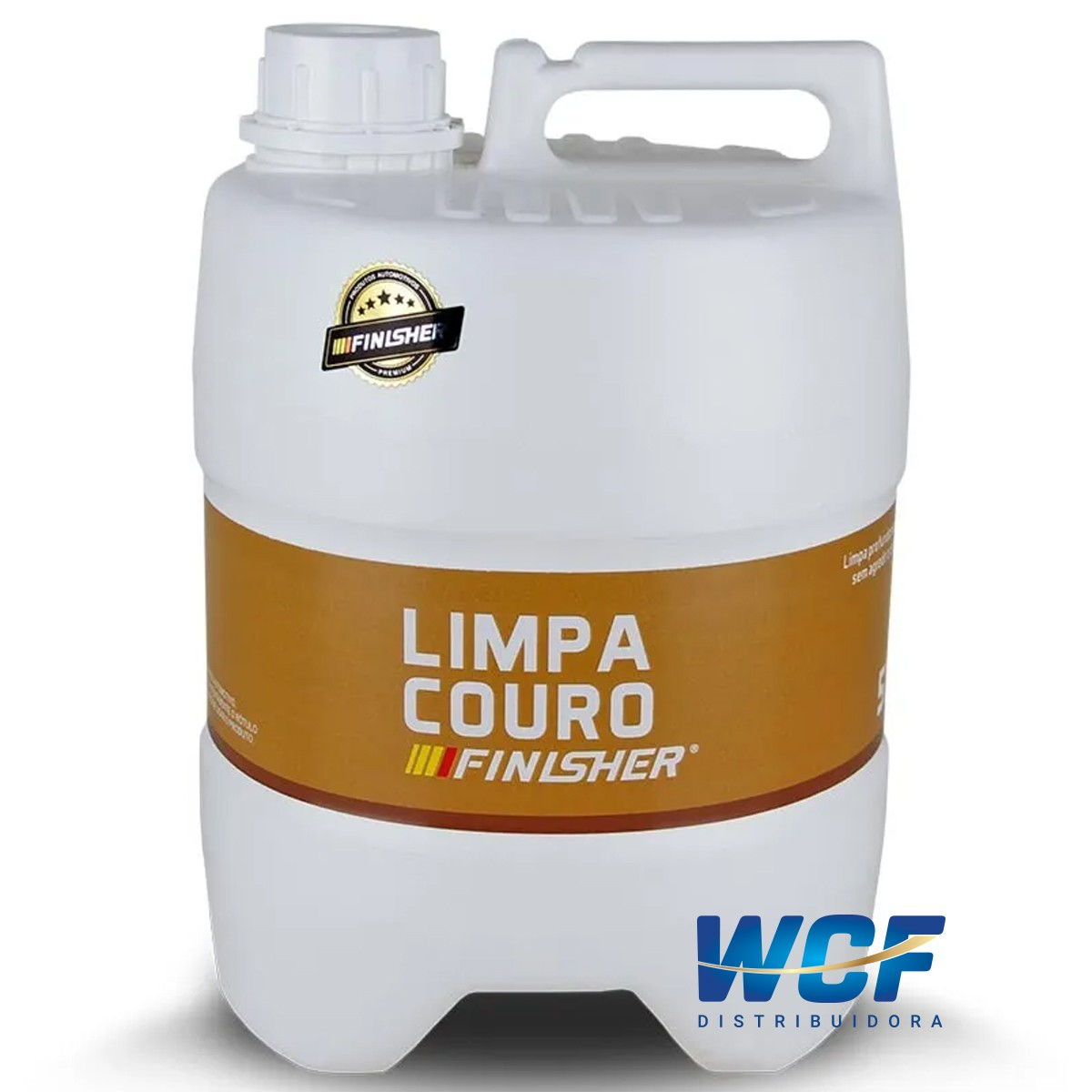LIMPA COURO 5 L FINISHER