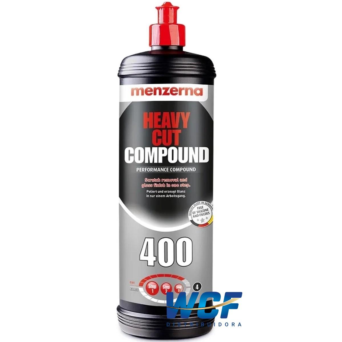 HEAVY CUT COMPOUND PERFORMANCE 400 1LT MENZERNA