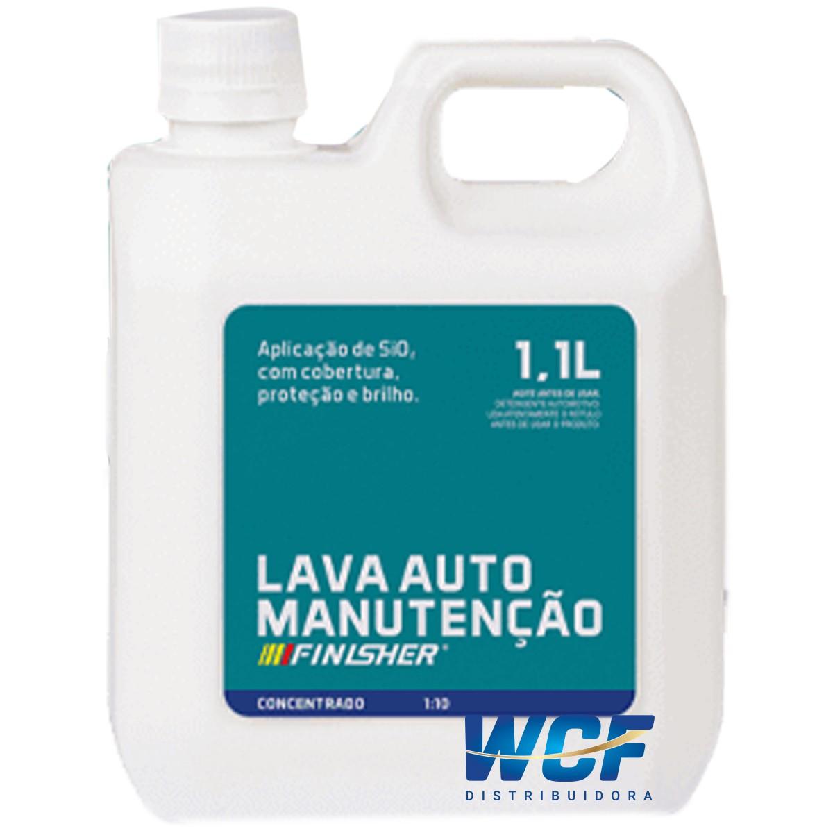 LAVA AUTO MANUTENCaO 1,1 LITRO FINISHER