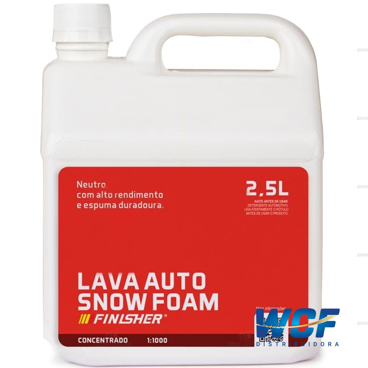 LAVA AUTO SNOW FOAN 2,5L FINISHER
