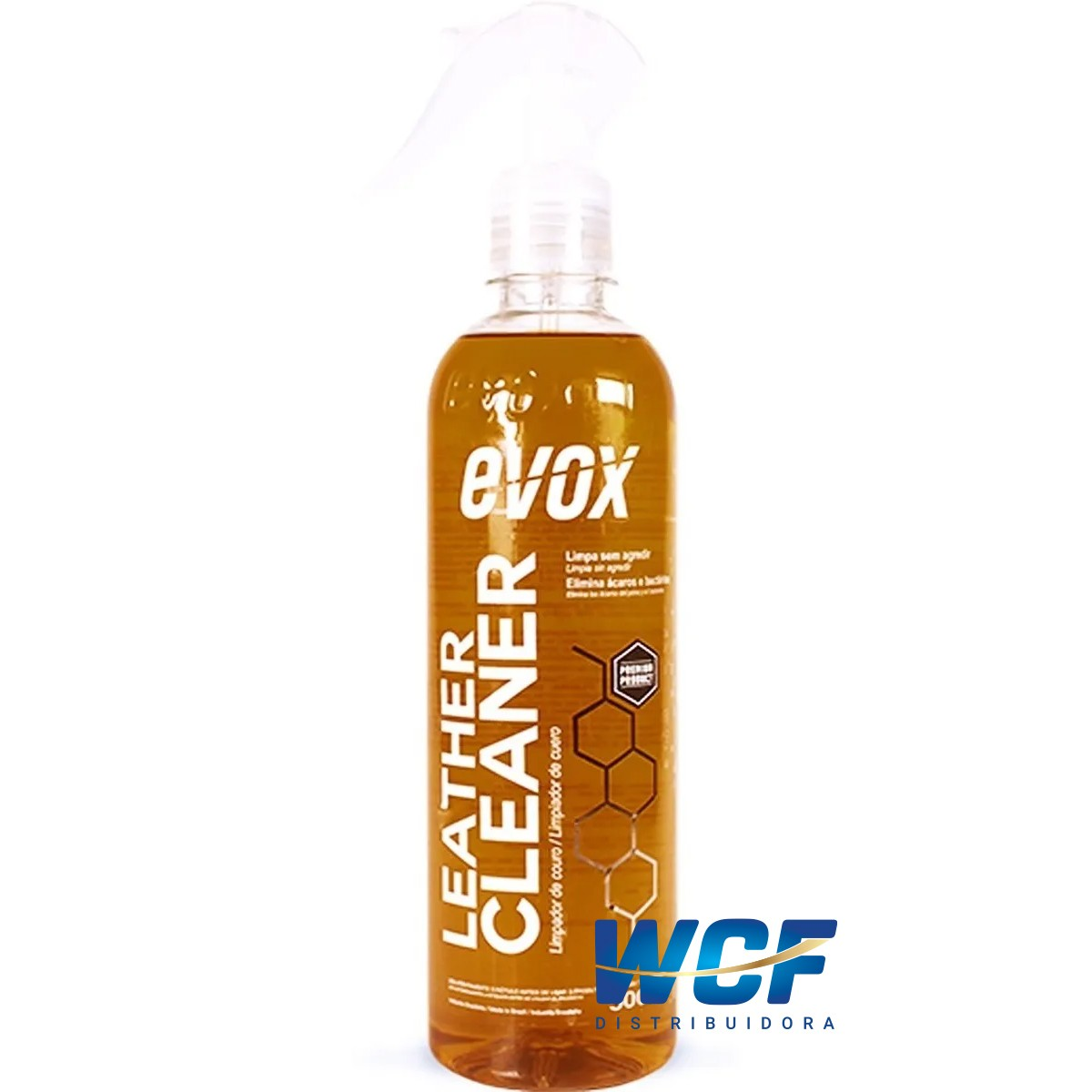 LEATHER CLEANER 400G EVOX
