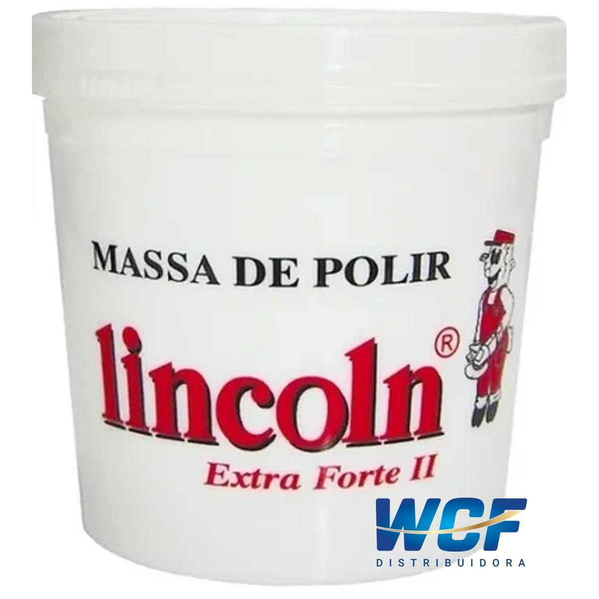 LINCOLN MASSA POLIR  NIVELADORA EXT 2 II