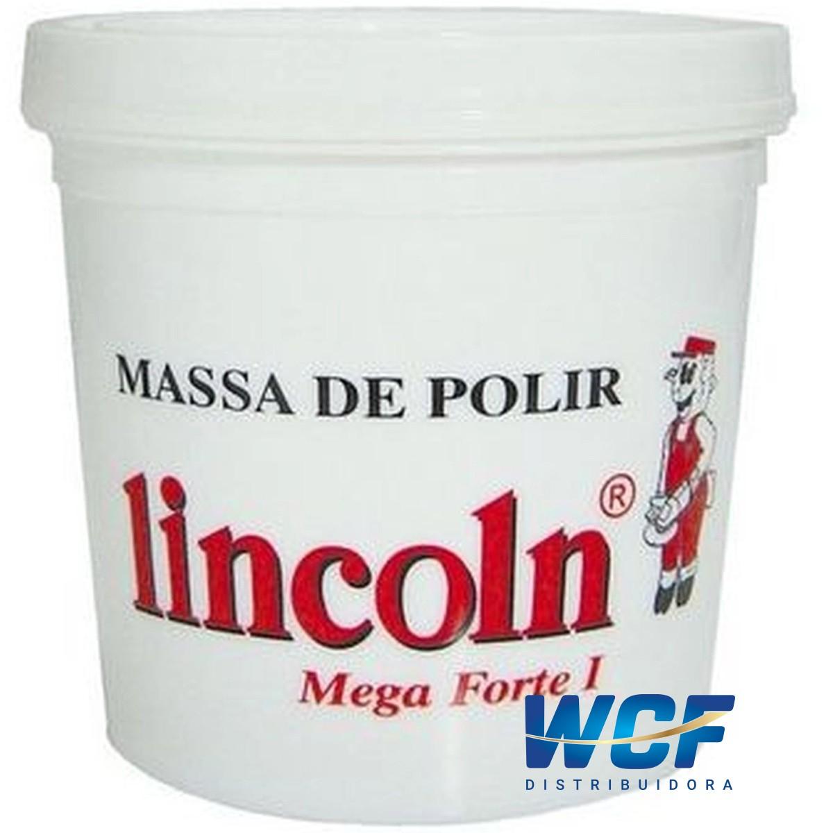 LINCOLN MASSA POLIR NIVELADORA MEGA 1KG