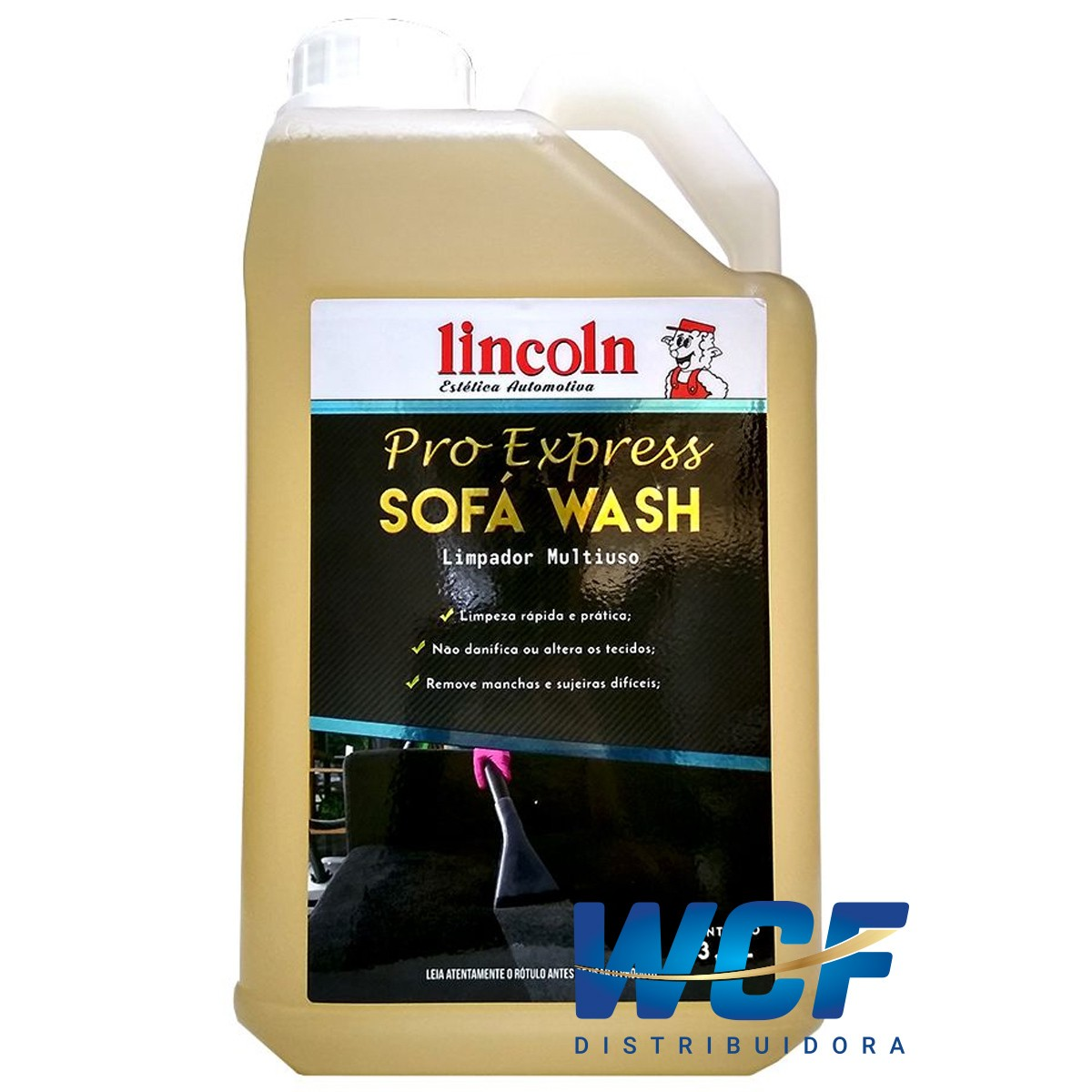 LINCOLN SOFA WASH 3,600 ML