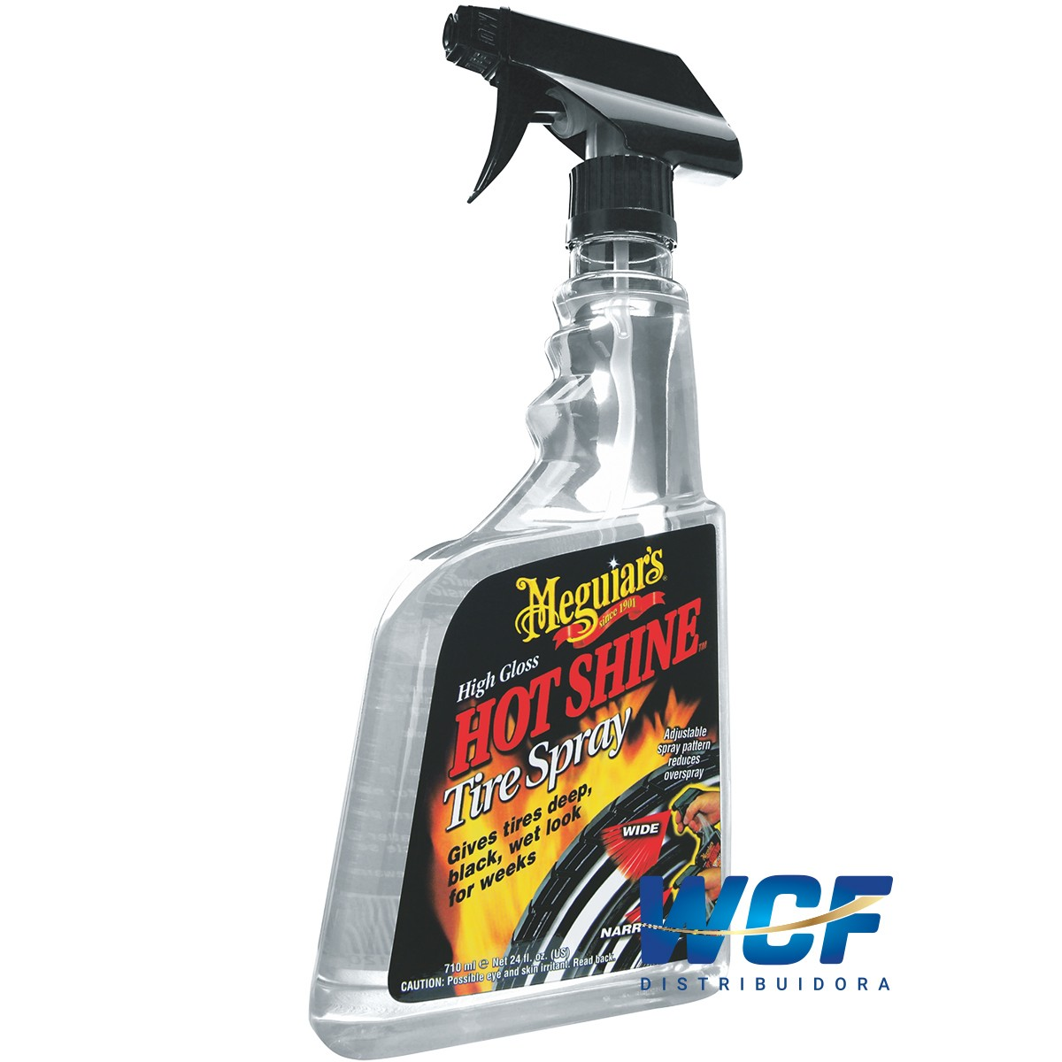 MEGUIARS BRILHA PNEUS HOT SHINE G12024