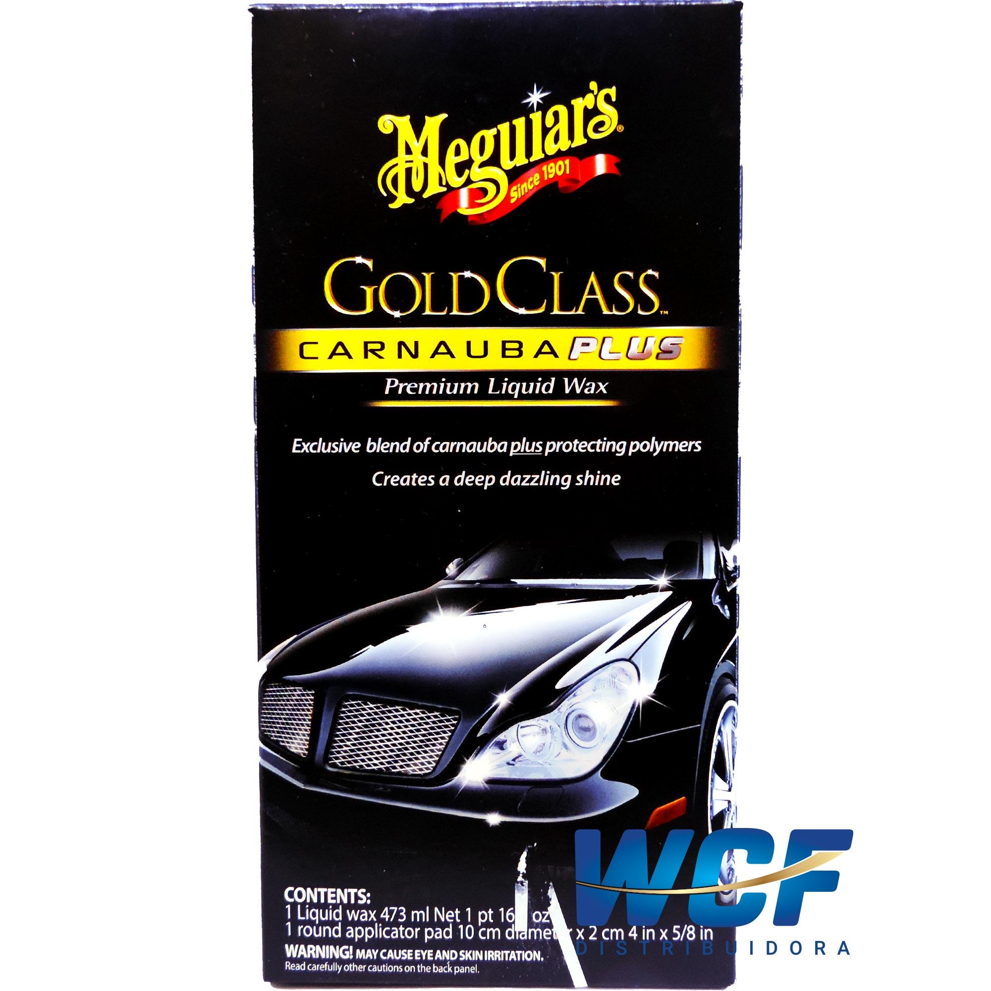 MEGUIARS CERA GOLD CLASS LIQUIDA  G7016