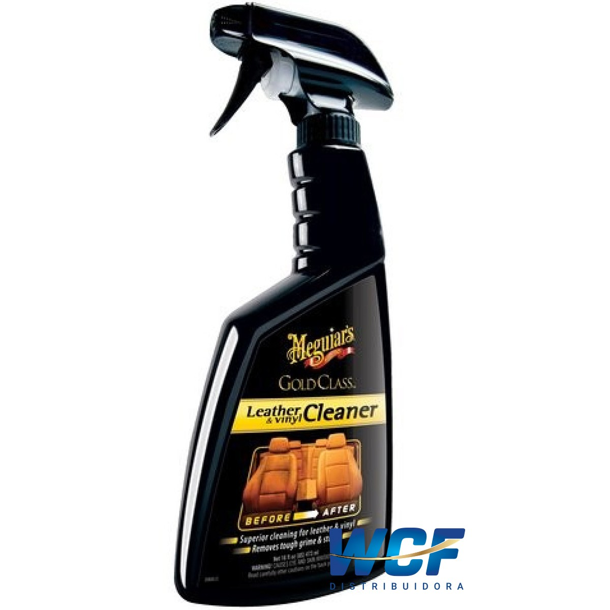 MEGUIARS HIDRATANTE COURO G10916 RICH LEATHER 450ML SPRAY