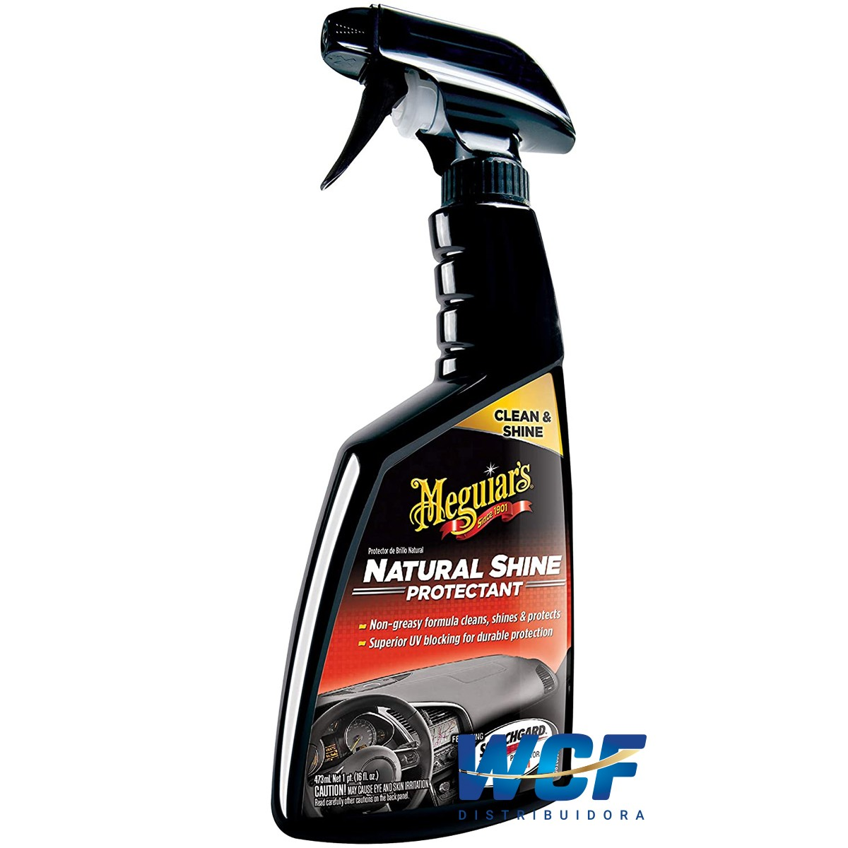 MEGUIARS NATURAL SHINE PROTECTANT 473 ML 4116
