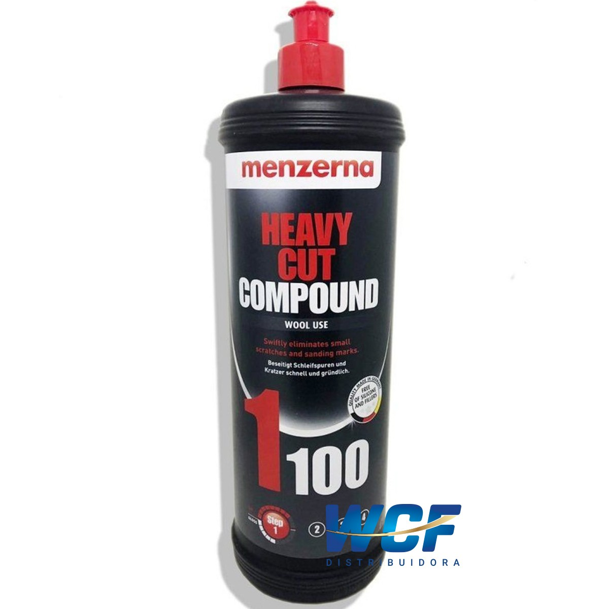 HEAVY CUT COMPOUND WOOL USE 1100 1LT MENZERNA